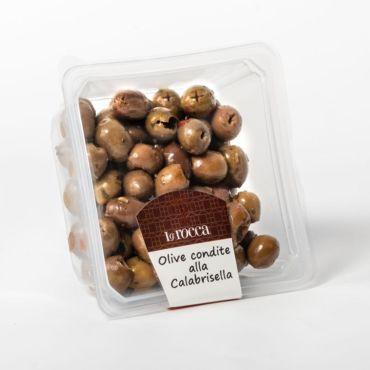 Olive condite alla Calabrisella