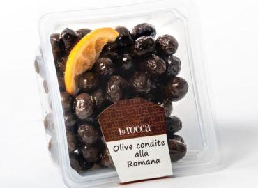 Olive condite alla Romana