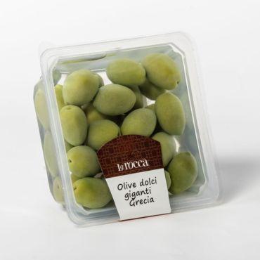 Olive dolci giganti Grecia