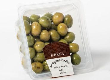 Olive Itrana dolci Lazio