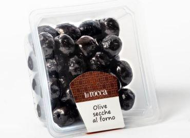 Olive secche al forno