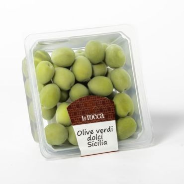 Olive verdi dolci Sicilia