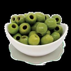 Olive verdi dolci Sicilia denocciolate