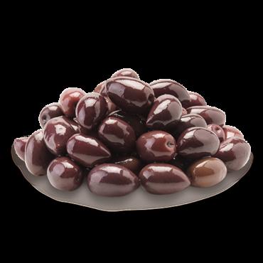 Olive Kalamata in salamoia