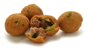 Ascolana Style Olives