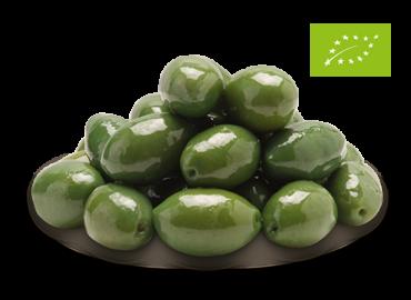 Olive verdi dolci Cerignola Biologiche