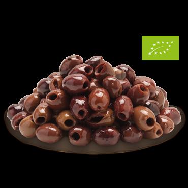 Olive nere Leccino denocciolate Biologiche