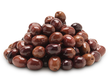 Leccino Black Olives