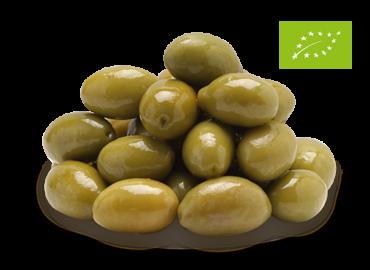 Olive verdi Cerignola Biologiche