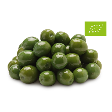 Olive verdi dolci Castelvetrano Biologiche