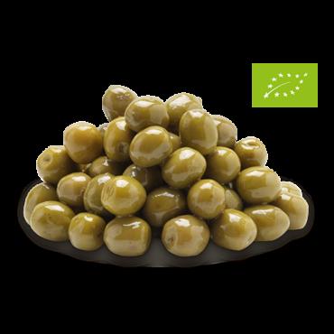 Olive verdi salate Sicilia Biologiche